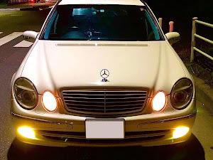 Eクラス ステーションワゴン W211のカスタム事例画像 とよでぃーさんの2020年08月03日14:26の投稿
