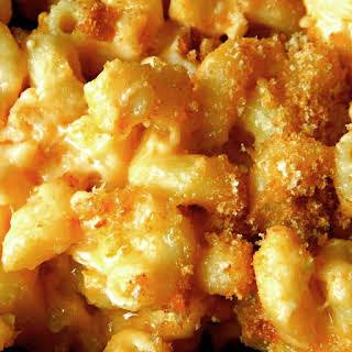 5 Cheese Macaroni And Cheese.