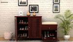 Enjoy Up to 55% OFF - Big sale on Wooden Shoe rack in Jaipur