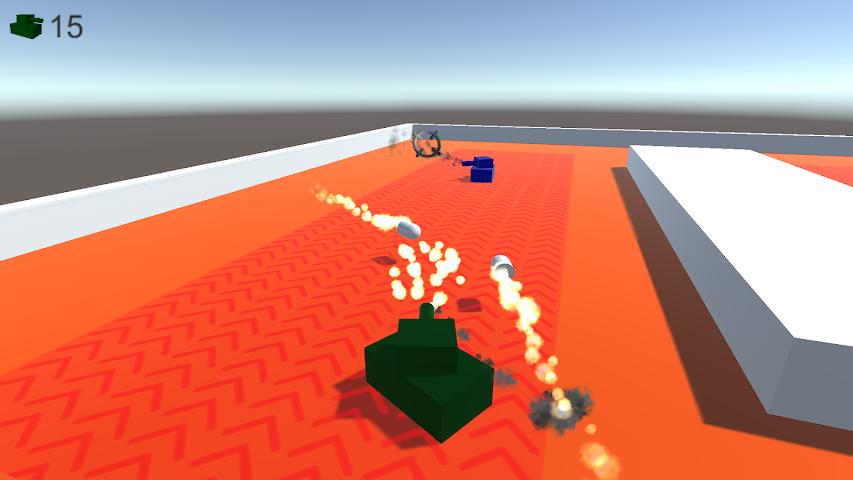 android Tank Revolution Screenshot 0