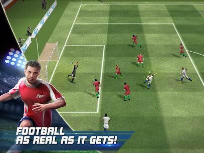 Real Football MOD APK (Unlimited Money & Gold) 1