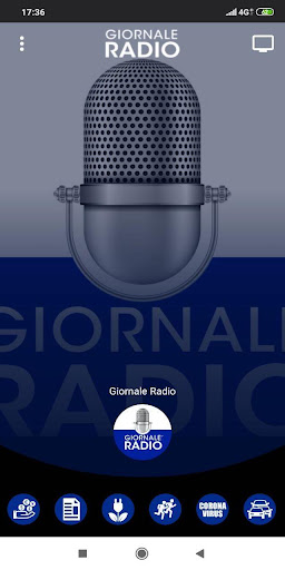 Giornale Radio screenshot 1