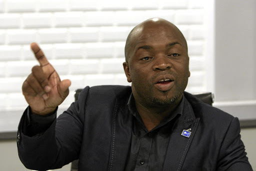 Solly Msimanga: Aims to have a fully funded budget. Picture: SOWETAN