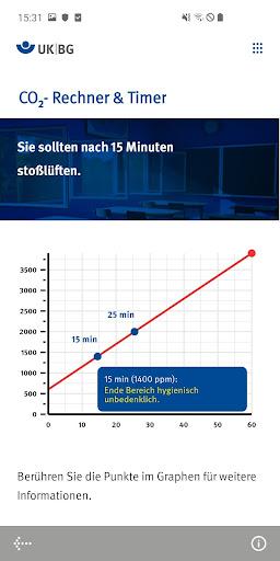 CO2-Timer screenshot 2