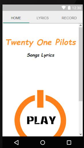 Twenty One Pilots Lyrics