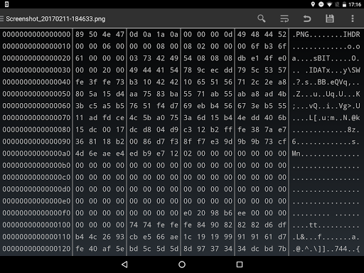 HEX Editor 2.8.3 Screenshots 6