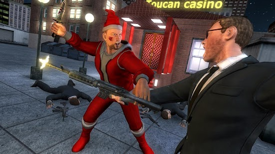 Christmas Robbery Grand Escape- screenshot thumbnail