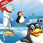 Penguin Run : Joyride Racing