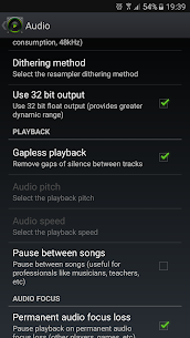 PlayerPro Music Player v3.1 + PlayerPro DSP pack 4.4 Mod APK 5