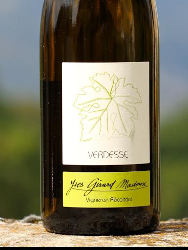 Verdesse - Cépage Verdesse - Domaine Yves Girard-Madoux - Vignoble de la Pierre - Vin de France