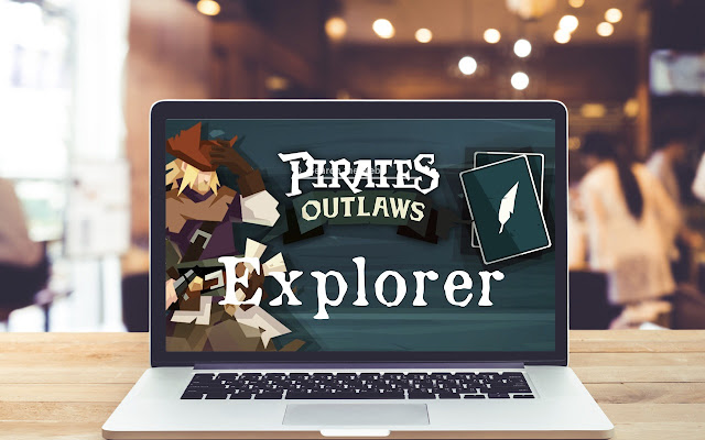 Pirates Outlaws HD Wallpapers Game Theme