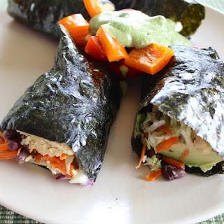 Vegan Kale Parmesan