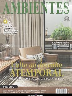 Revista Ambientes Pará - náhled