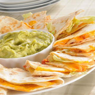 Applebee's Quesadillas.
