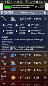 KION Weather Authority screenshot 3