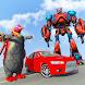 ロボット 変身 ウォーズ : ペンギン 島
