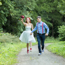 Wedding photographer Anna Nosova (Atolia). Photo of 04.11.2015
