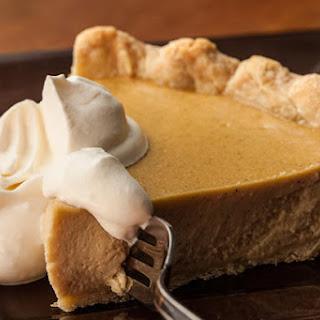 Brown Butterscotch Pie