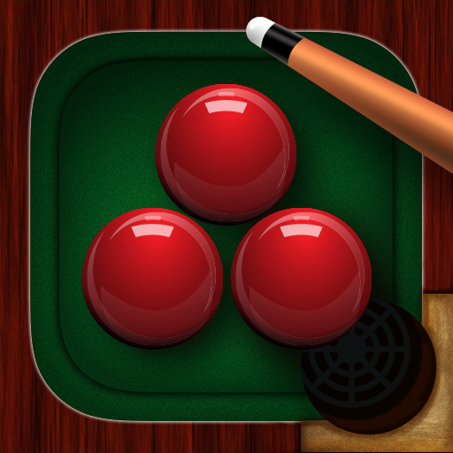 Snooker Live Pro & Six-red Icon