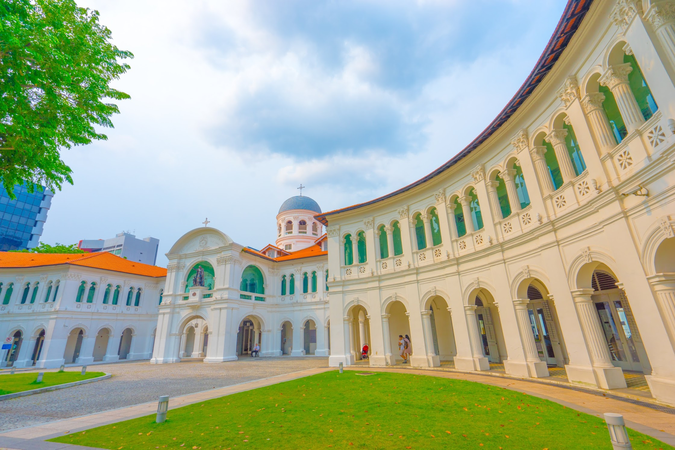 シンガポール美術館1