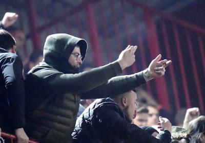 """Le noyau dur d'Anderlecht s'exprime: """"Cela aurait pu être pire"""""""
