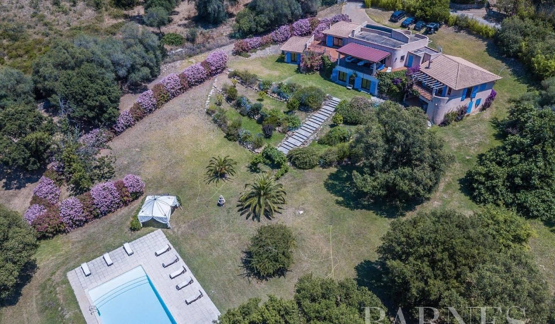 Villa avec piscine et terrasse Saint-Florent