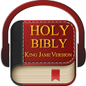 King James Audio - KJV Bible Free icon