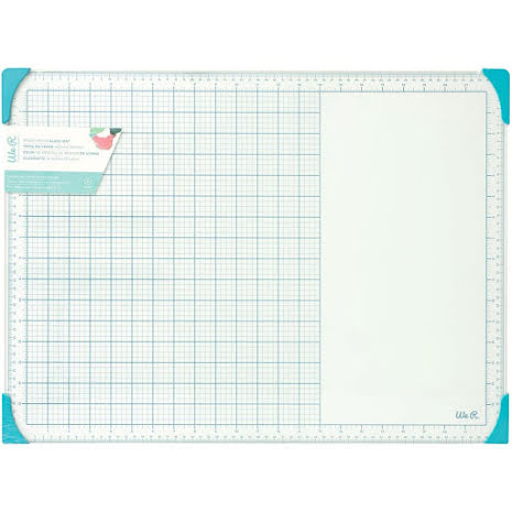 We R Memory Keepers Craft Surfaces Glass Cutting Mat 18X24