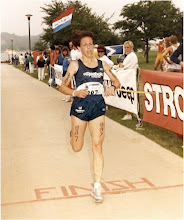 Photo: Triathlon Relay, (Mid-80s), Jacqueline Hansen