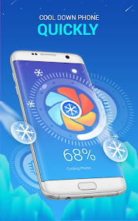 Phone Cool Down – Smart Cooling