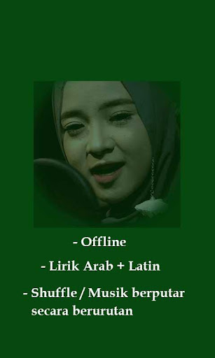 Lagu Sholawat Nissa Sabyan MP3 Offline 1.0 screenshots 1