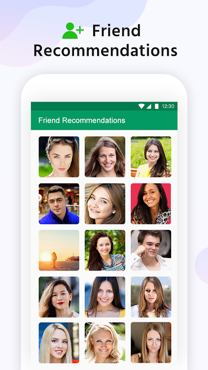 MiChat Lite - Free Chats & Meet New People – (Android