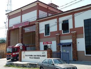 Photo: Pulau Pangkor - Pangkor Town, Bomba firemen station