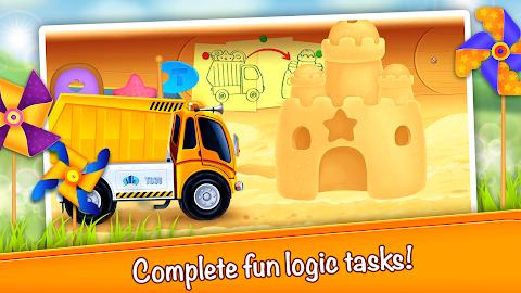 Kids vehicles in sandbox PRO Screenshot 2