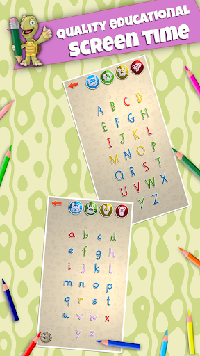 LetraKid: Writing ABC for Kids Tracing Letters&123 1.9.0 screenshots 5