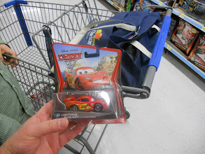 Photo: You can't go wrong with Lightning McQueen