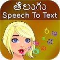 Telugu Speech to Text icon