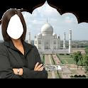 Taj Mahal Selfie icon