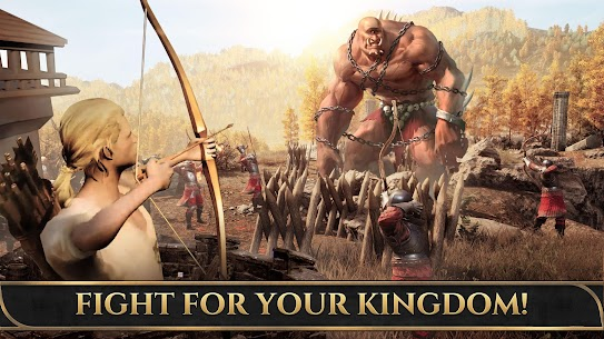 King of Avalon MOD APK (Unlimited Gold) 4