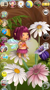 Talking Mary the Baby Fairy- screenshot thumbnail