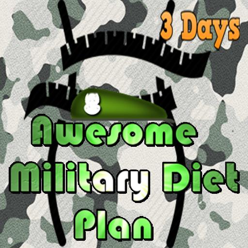 Menü Militärdiät 3 Tage