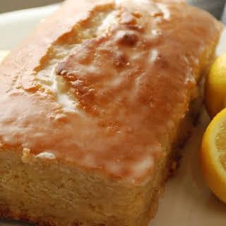 Lemon Yogurt Cake.