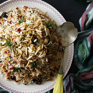 Persian Jewelled Rice.
