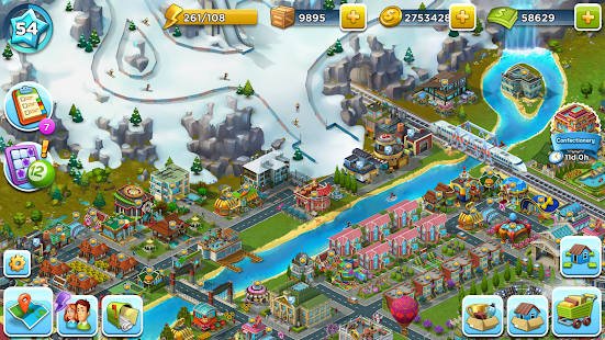 SuperCity: Build a Story - náhled