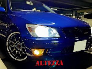 アルテッツァ  RS200 Zエディション 6MTのカスタム事例画像 ケイシーさんの2020年08月04日21:27の投稿
