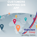 Highchem Mapping GIS icon