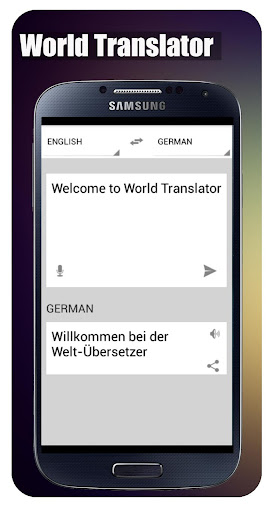 World Translator Dictionary