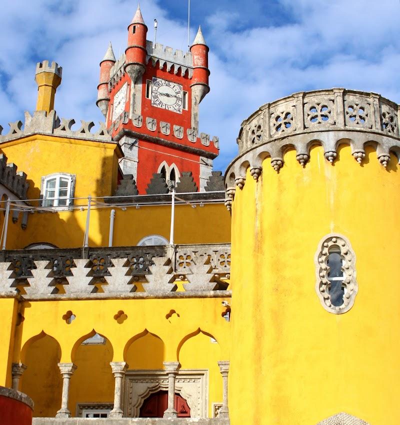 Palàcio Nacional da Pena, Sintra. di Alessia_ph