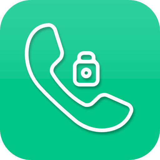 Secure Incoming Call Icon