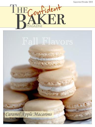 The Confident Baker magazine